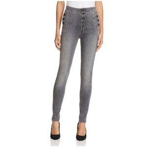 NWT J Brand Natasha Sky High Skinny Jeans